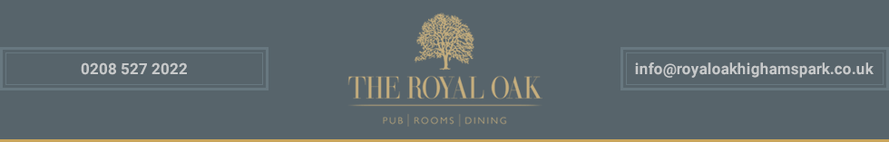 Royal Oak Pub & Kitchen