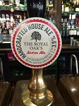 The Royal Oak's Acorn Ale